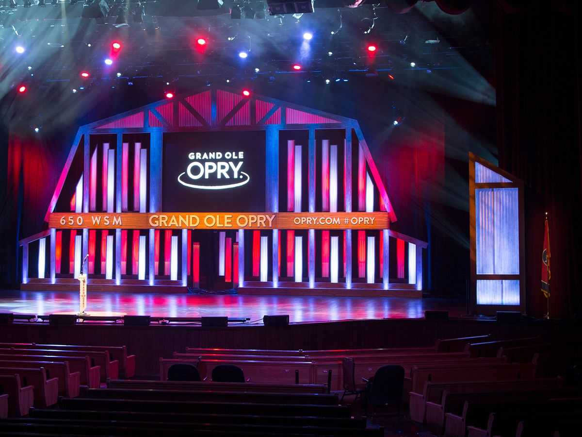 Grand Ole Opry to begin operating at full capacity