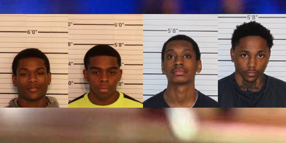 4 indicted over Cordova double murder, robbery
