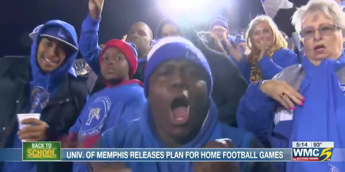 UofM releases plan for home football games