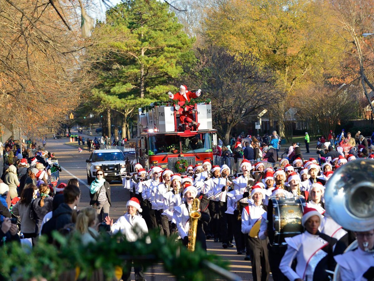 Germantown postpones holiday parade for Saturday rain