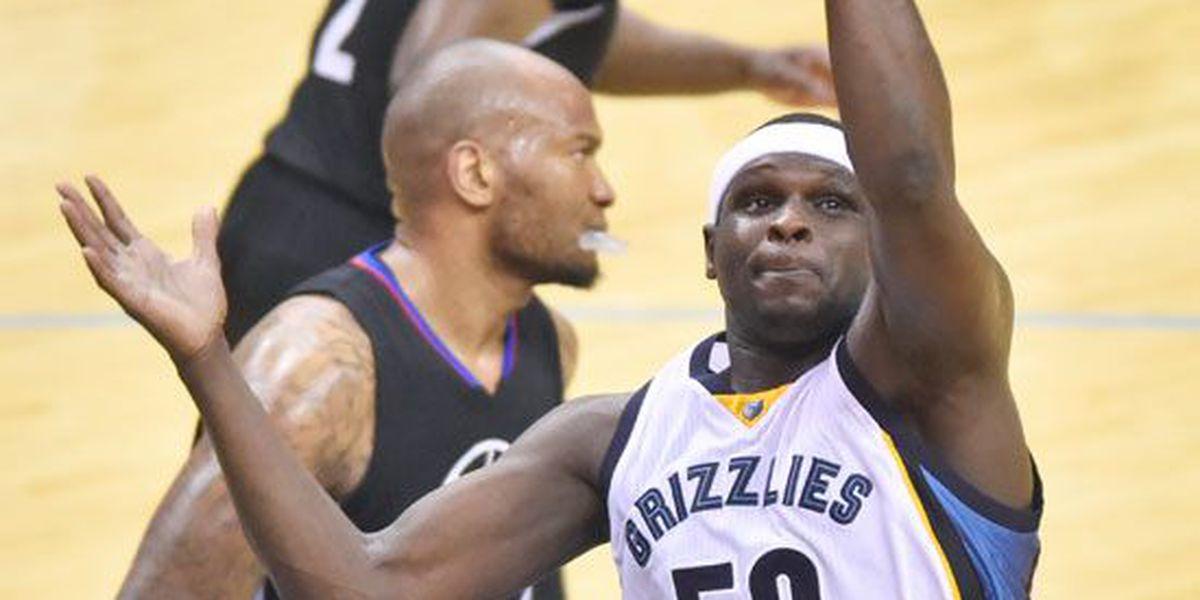 Grizz super fan mourns Z-Bo's departure to Sacramento
