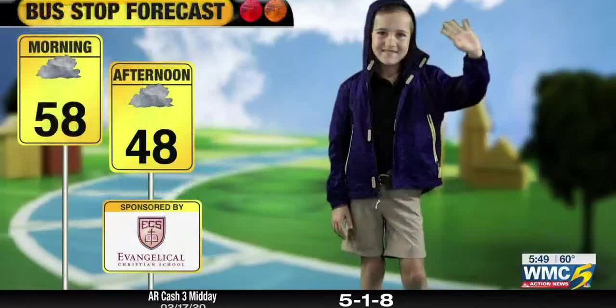 Feb. 18 - Bus Stop Forecast