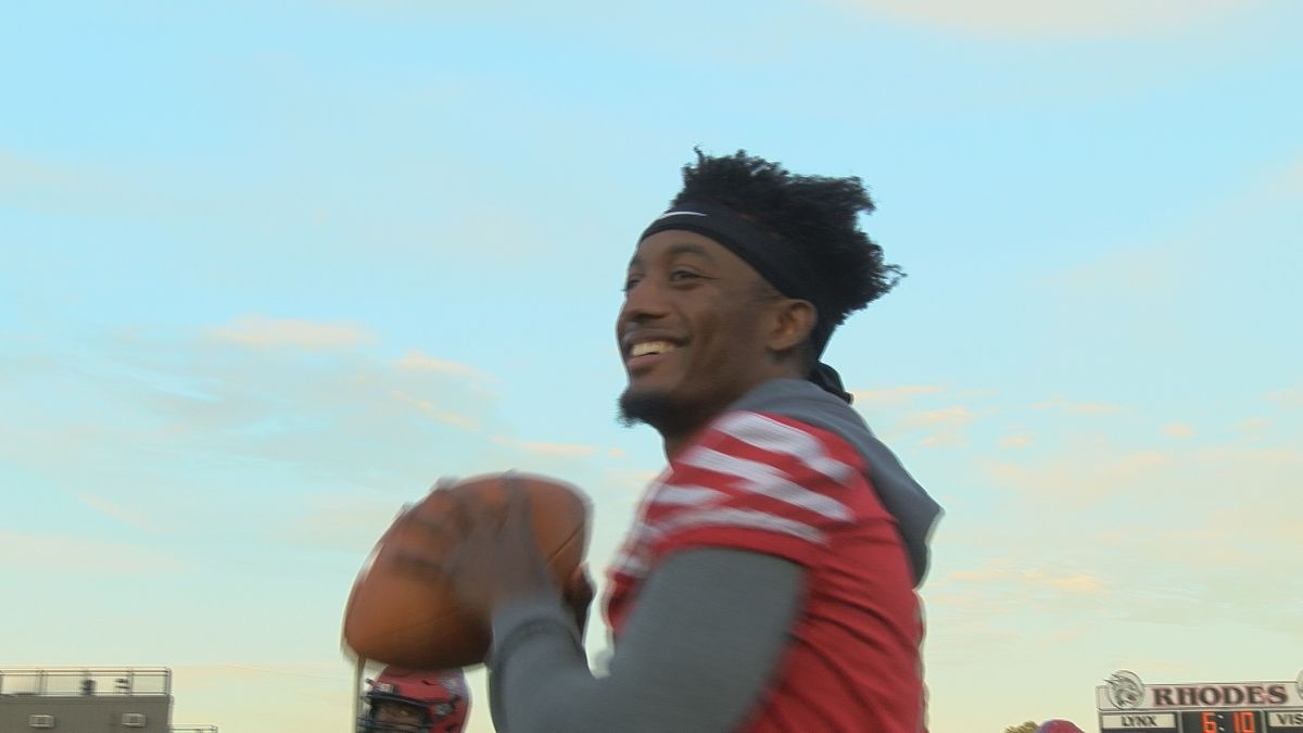 Rhodes QB PJ Settles eyes 10,000 career yards