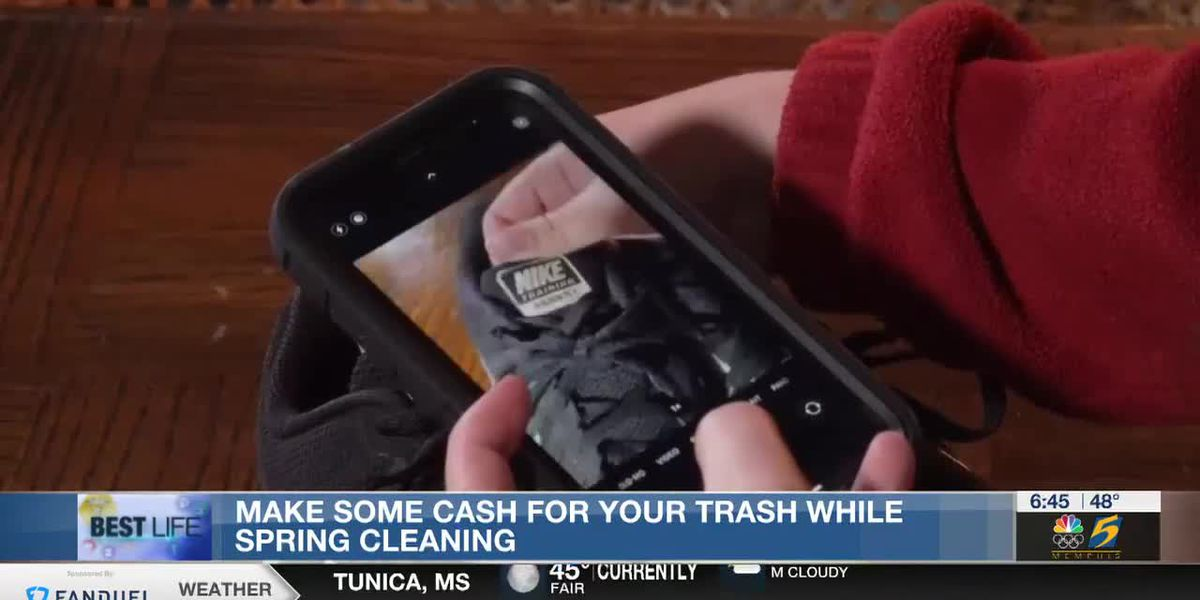 Best Life: Turn your trash into cash while spring cleaning