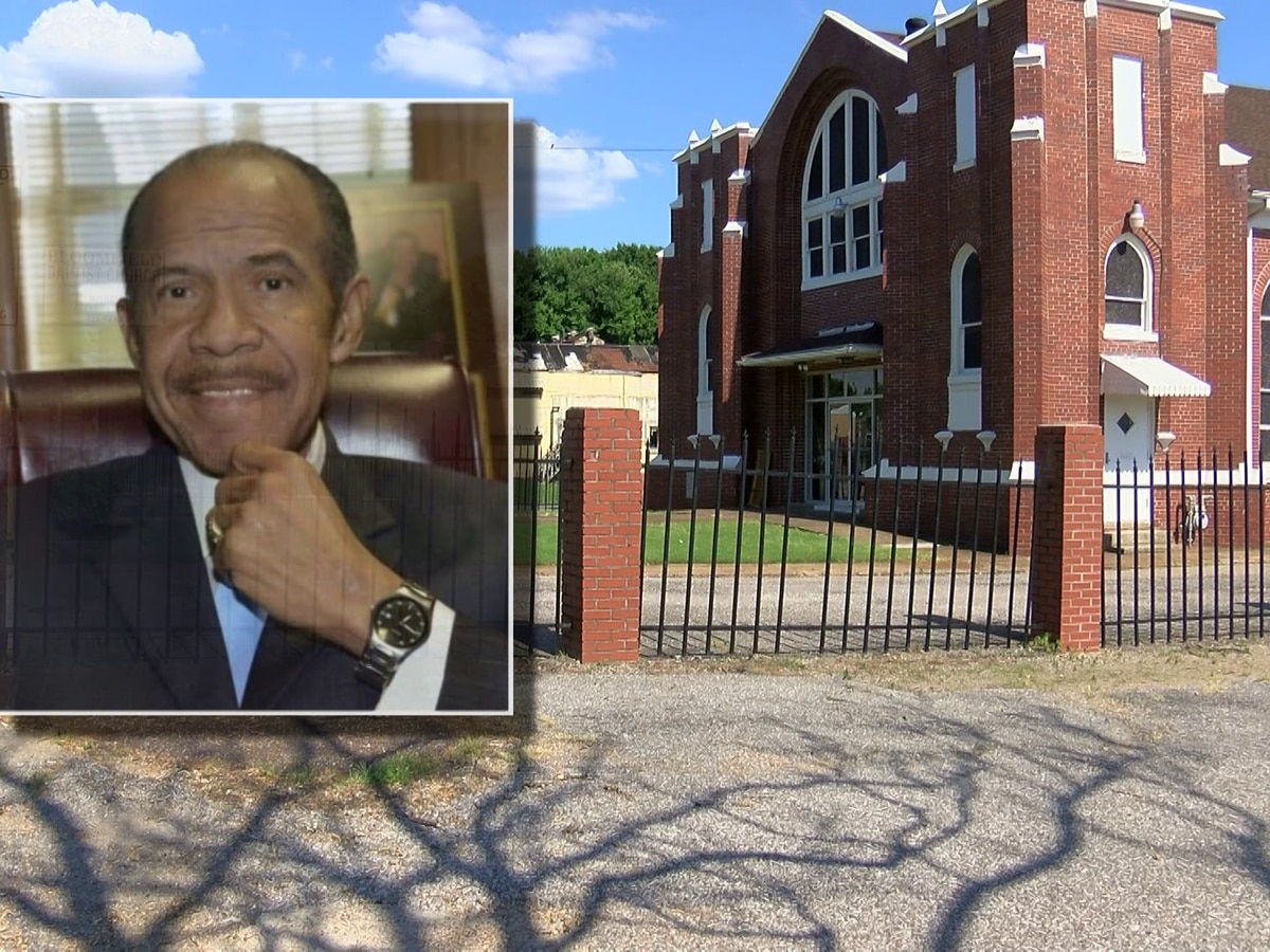 Community mourns the loss of South Memphis pastor