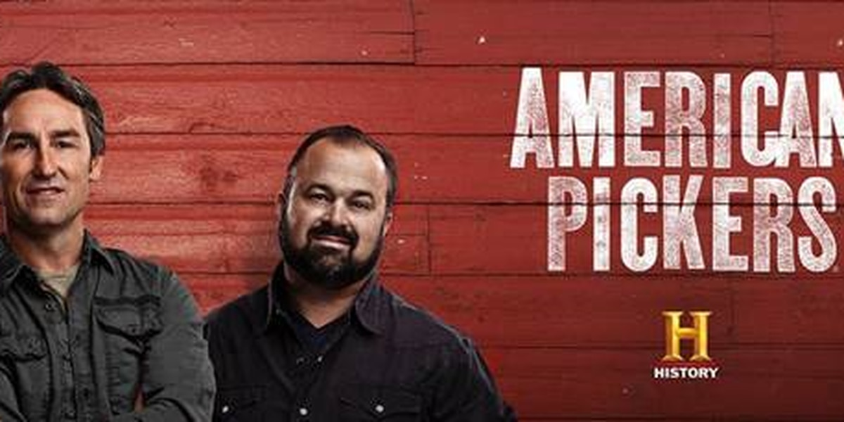 """""""American Pickers"""" to film episodes in Arkansas"""