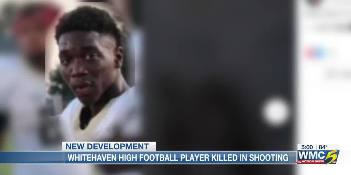 Whitehaven football player killed in Memphis shooting