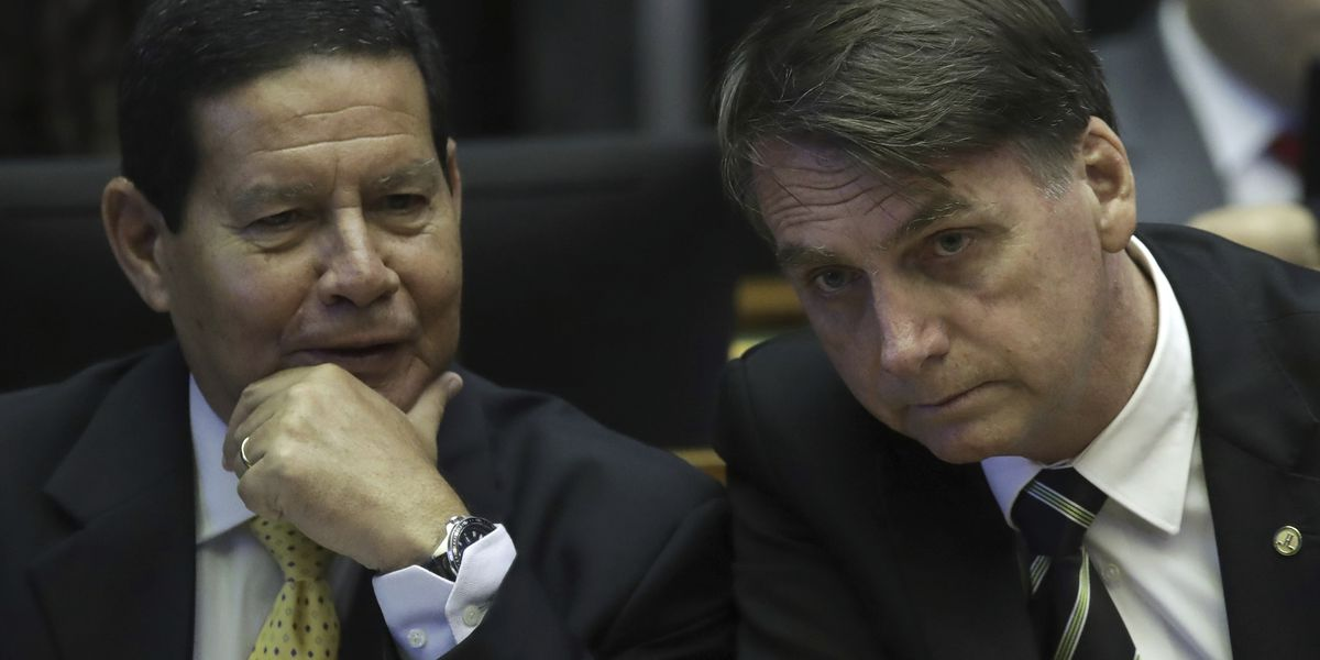 Brazil future unclear amid opposing ideologies of ministers