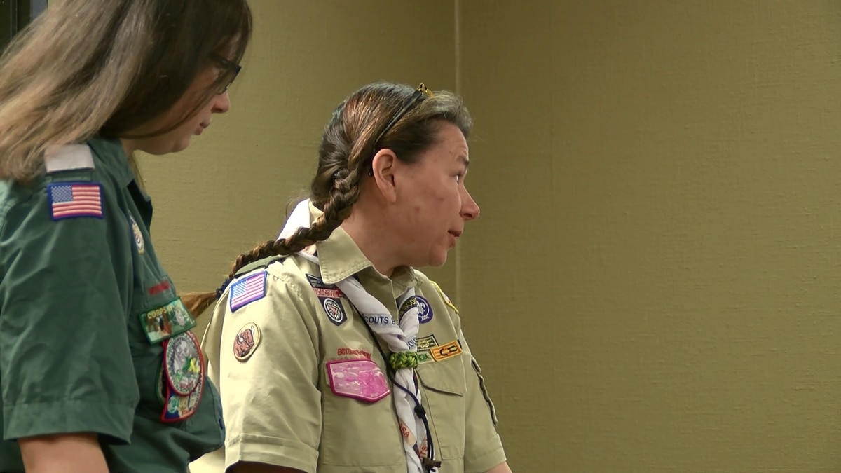 Boy Scouts of America will allow girls to earn Eagle Scout rank