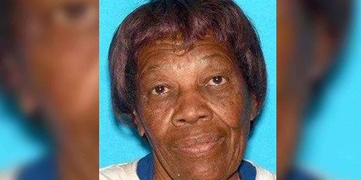 82-year-old with dementia missing