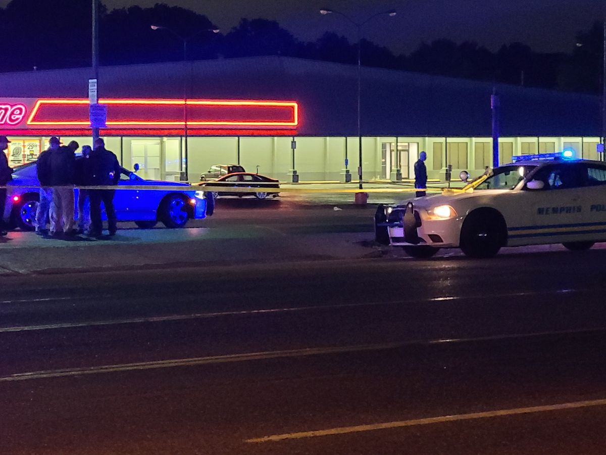 TBI investigating shooting during traffic stop involving Memphis police officer