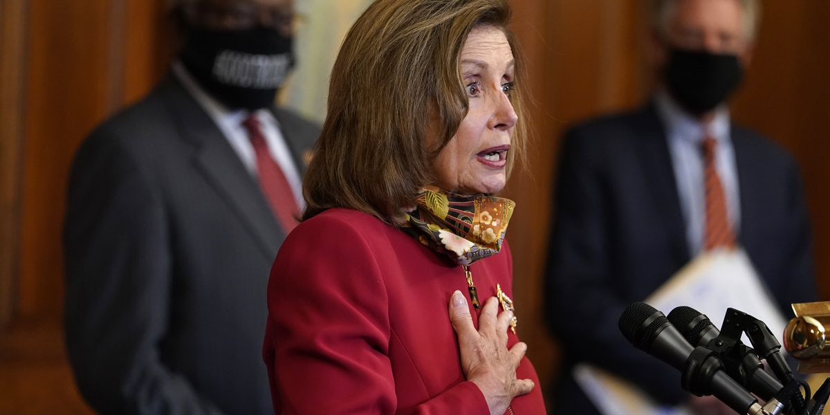 Pelosi and Mnuchin have 'extensive' talks on COVID relief