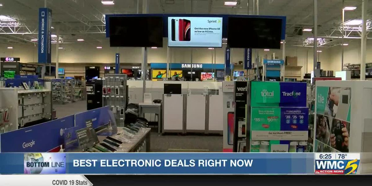 Bottom Line: Best electronic deals right now
