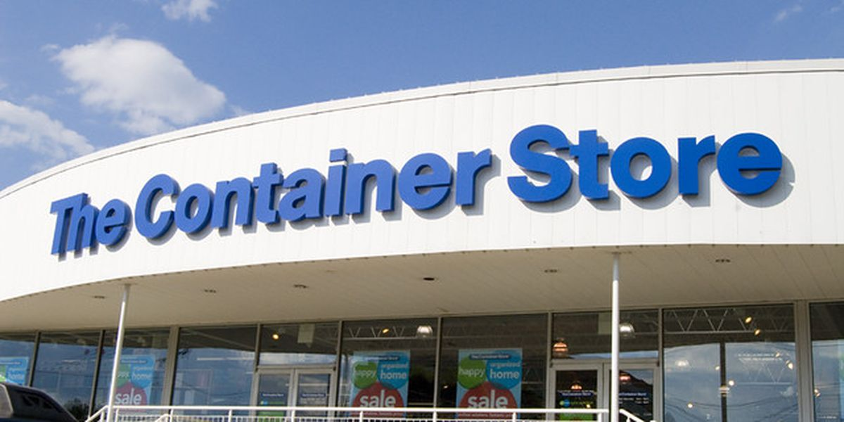 The Container Store opening in Germantown