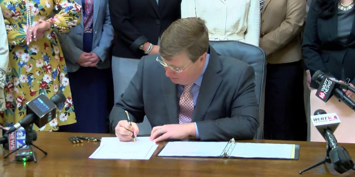 Gov. Reeves signs bill banning trans athletes from school sports