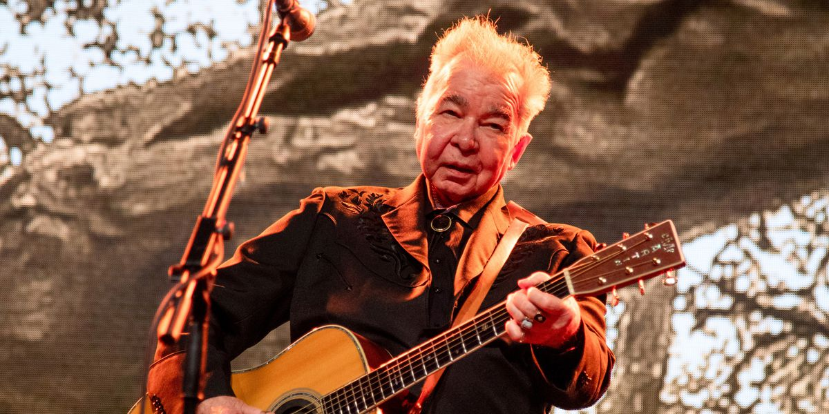 Celebrated singer-songwriter John Prine has died at 73