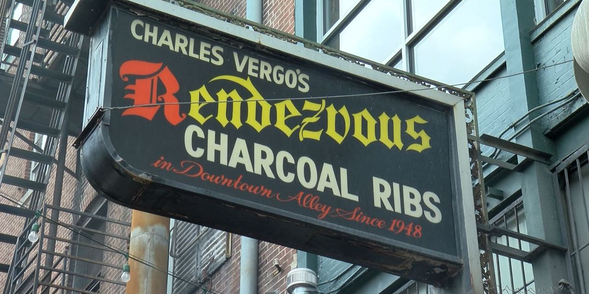 5 Star Stories: Memphians and tourists alike can't stay away from BBQ at The Rendezvous