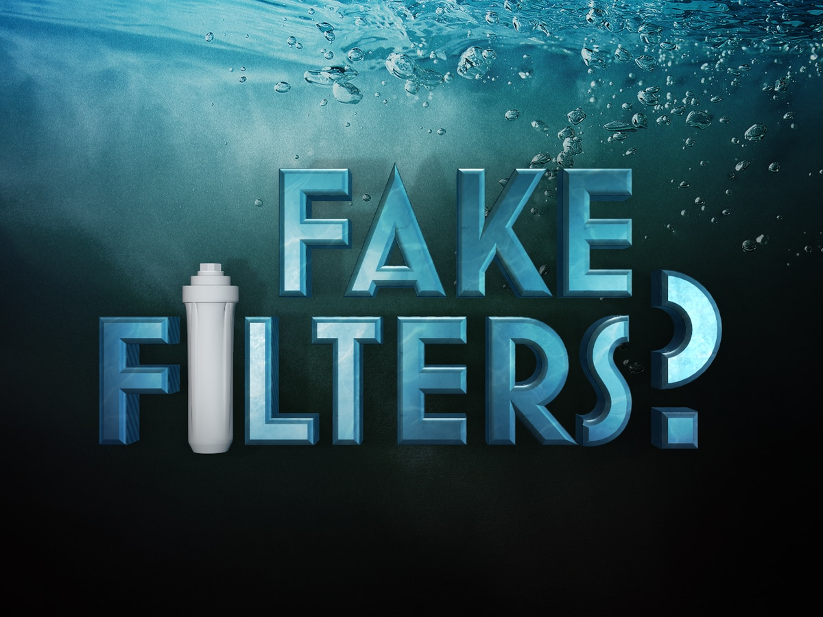 Counterfeit refrigerator filters flood northern U.S. region duping customers in need