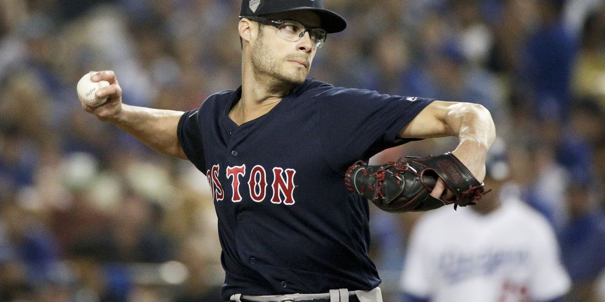 AP source: Joe Kelly, Dodgers agree to $25M, 3-year contract