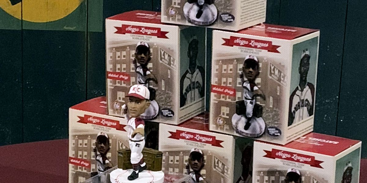 Negro Leagues bobbleheads part of fundraising campaign