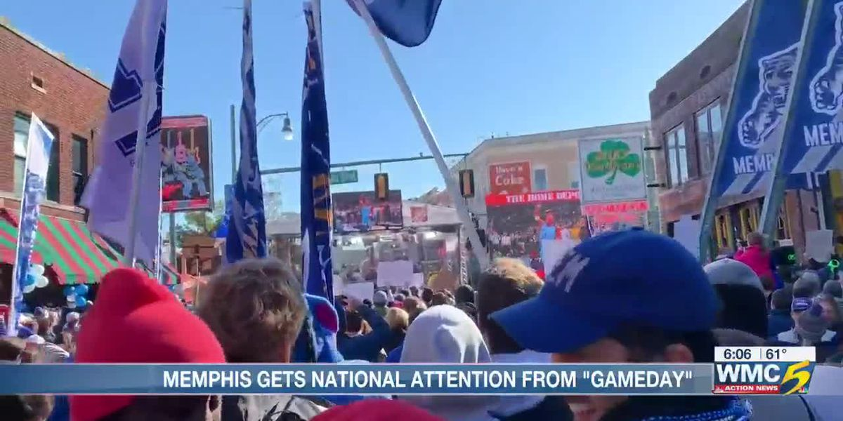 Memphis experiences incredible national exposure over past year