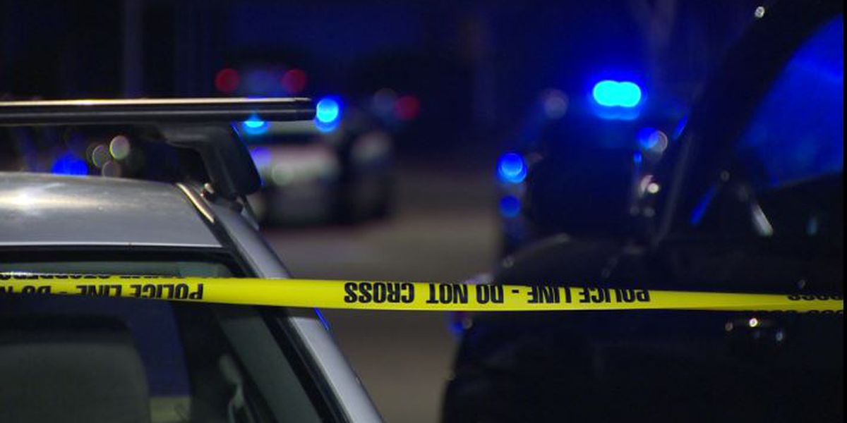 Erratic drivers fires shots at vehicle on I-240, police say