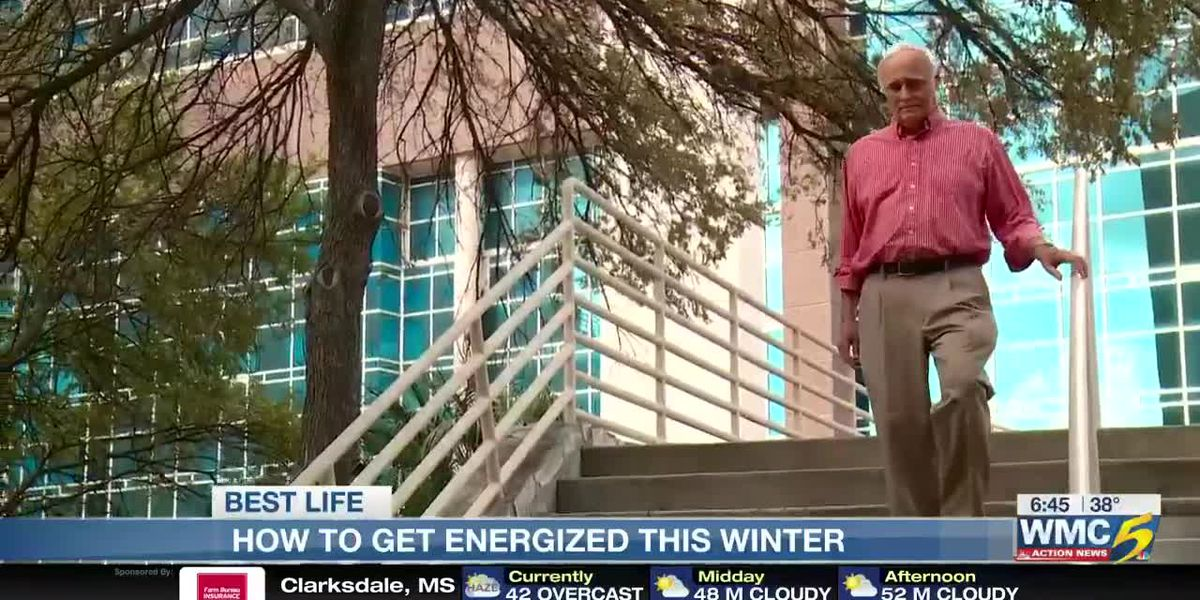 Best Life: How to get energized this winter