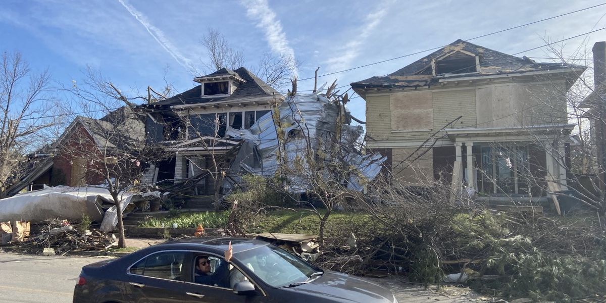Nashville city leaders give another update on middle Tennessee tornado recovery