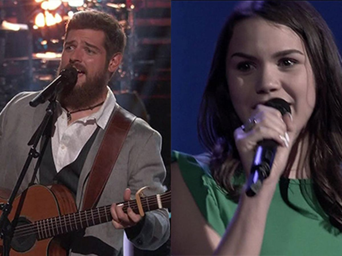 "Mid-South singers advance to next round on ""The Voice"""