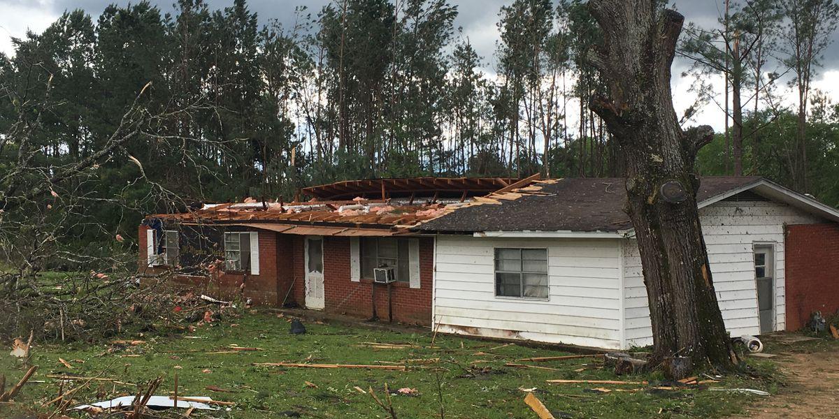 Tornado victims grateful to be alive despite lost homes in Morton