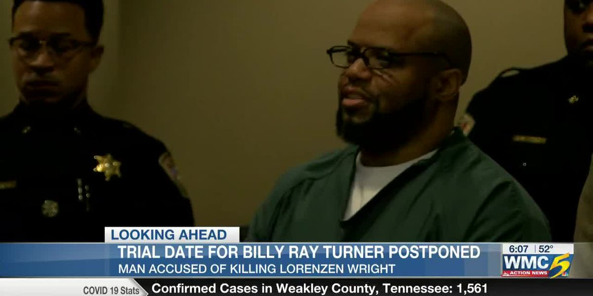 Trial date for Billy Ray Turner postponed