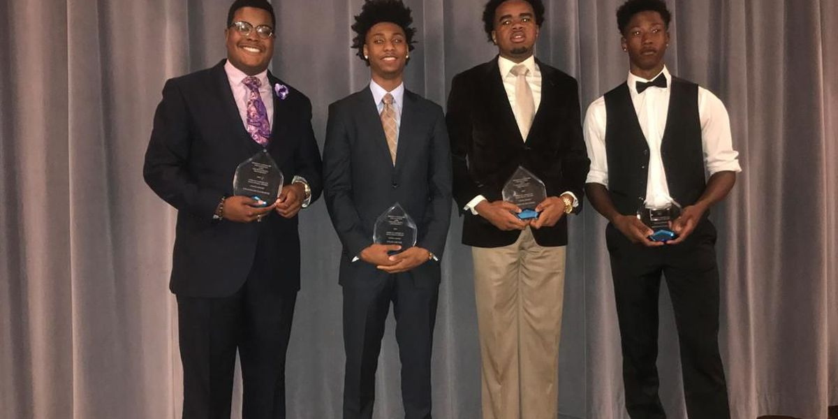 Memphis fraternity presents scholarships through African American Male Image Awards