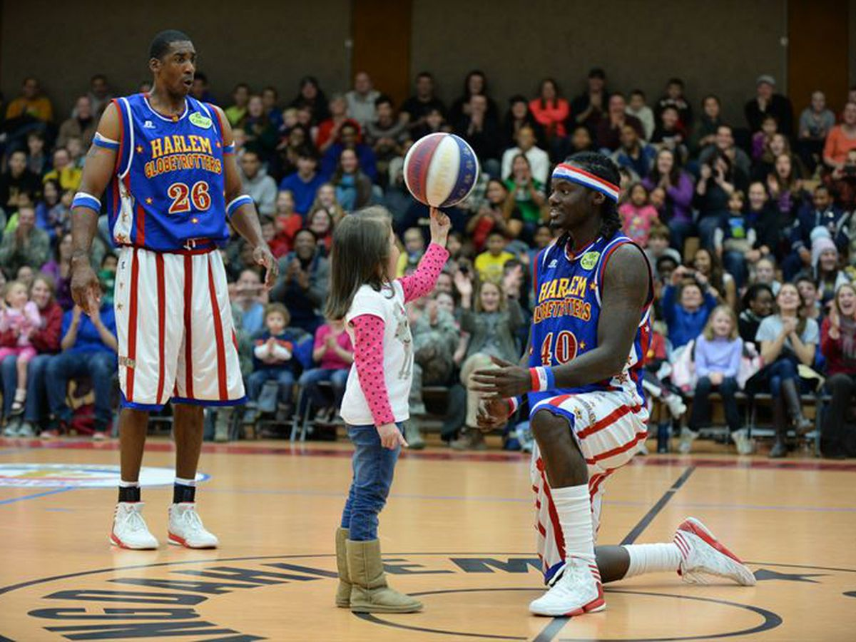 Harlem Globetrotters return to FedExForum this winter