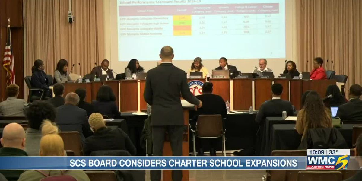 Expanding charter schools in Shelby County