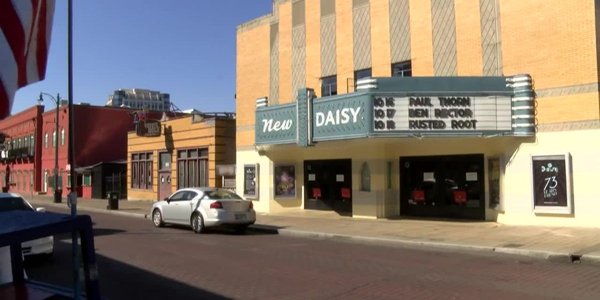New Daisy Theater owner arrested