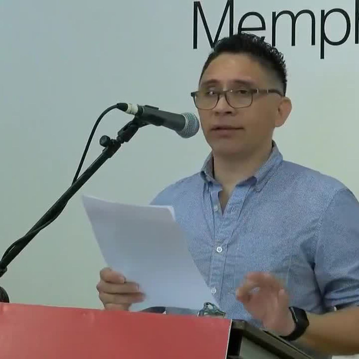 Memphis-based journalist Manuel Duran talks about the 15 months he spent in ICE custody