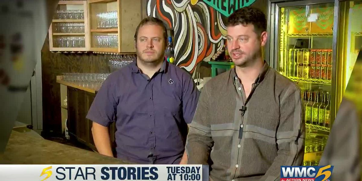 Two brothers are tapping into the Memphis craft beer boom: Watch Tuesday at 10