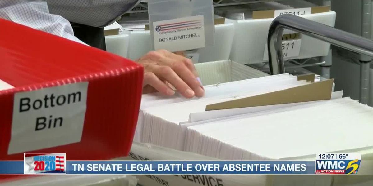 Senate candidate's campaign threatens another lawsuit over request for absentee ballot information