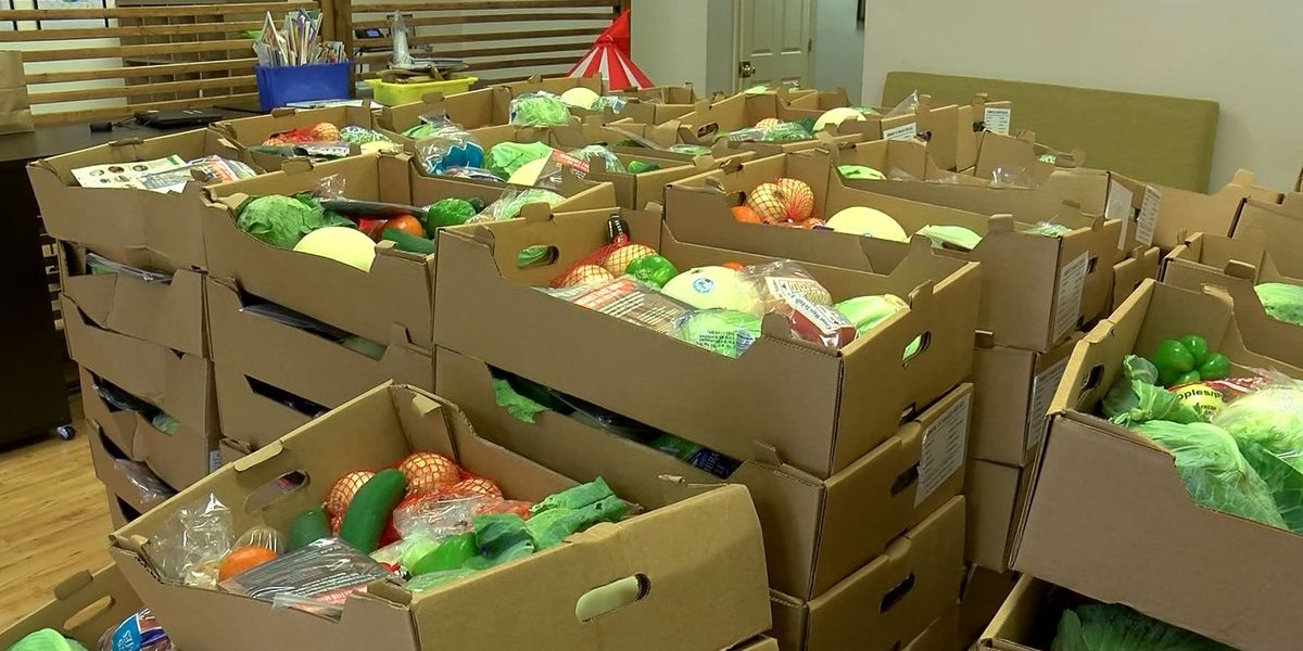 Latino Memphis giving away boxes of food, supplies for those in need