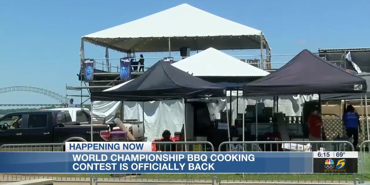 World Championship BBQ Cooking Contest is officially back