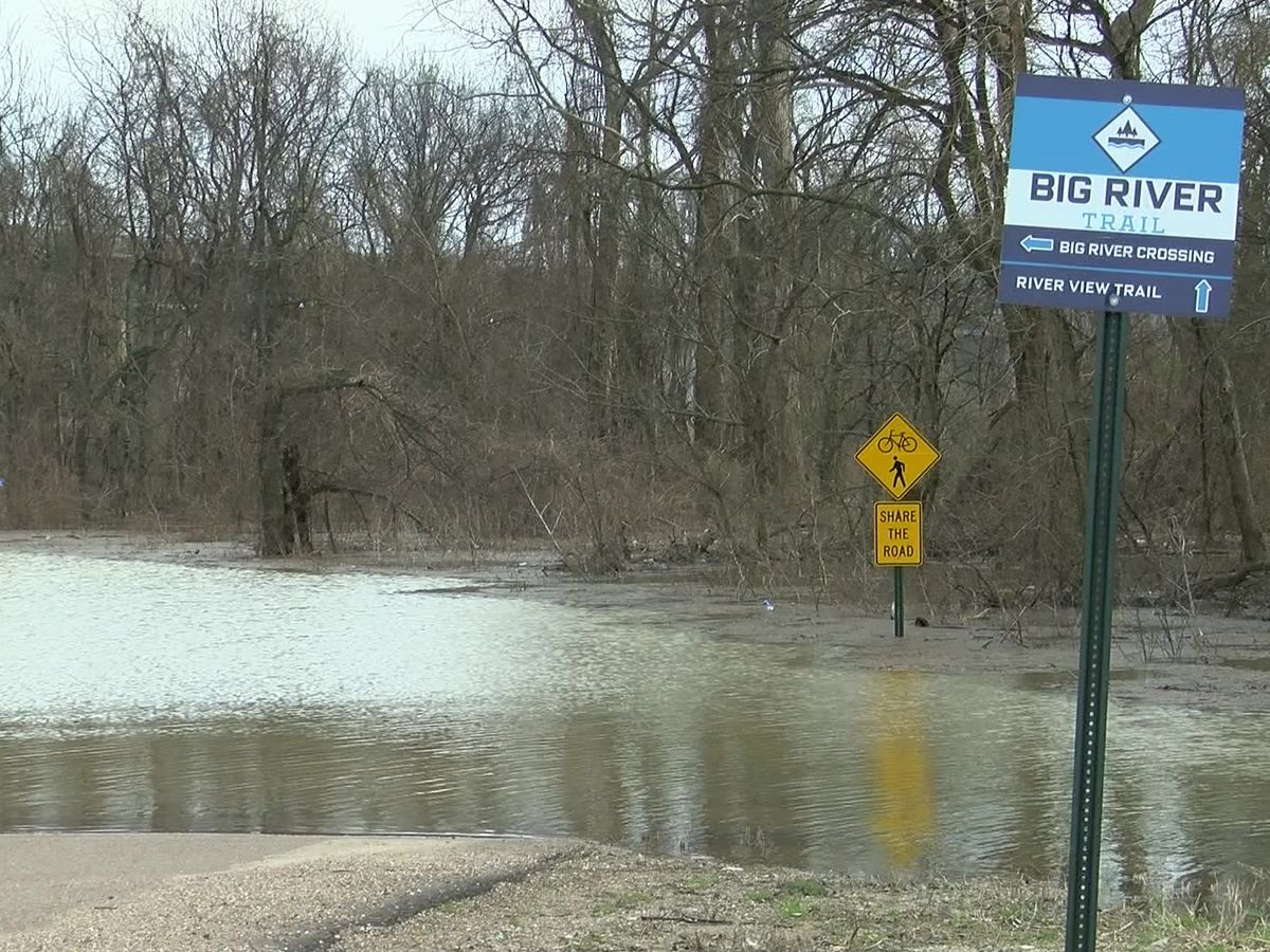Expected MS River crest level higher than previous projections