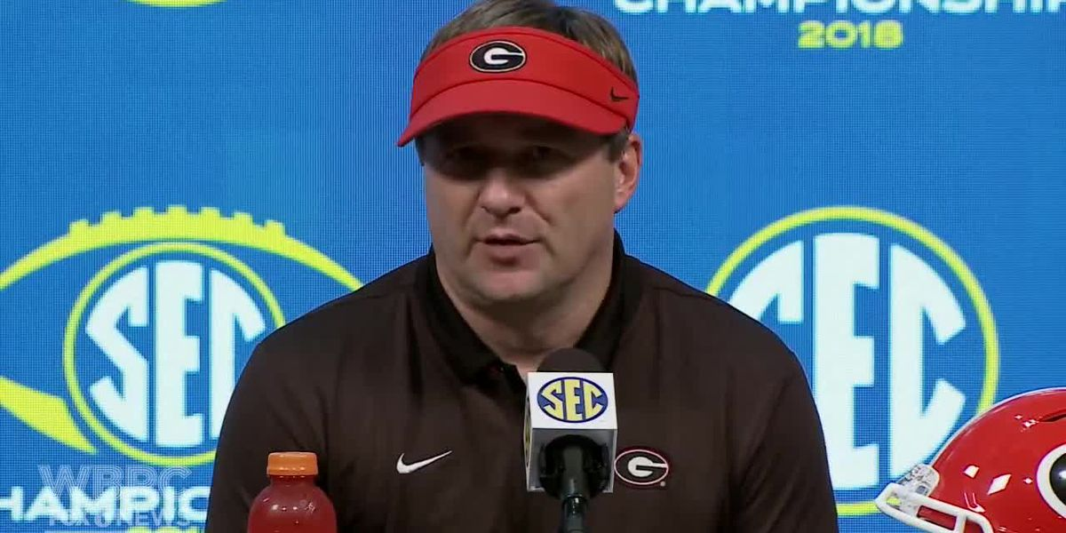 VIDEO: Kirby Smart speaks after SEC Championship loss