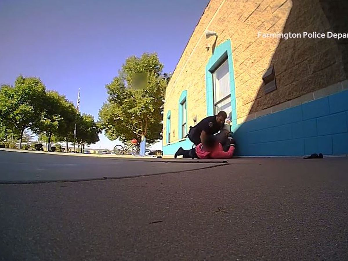 School resource officer resigns after roughly restraining 11-year-old girl in N.M.