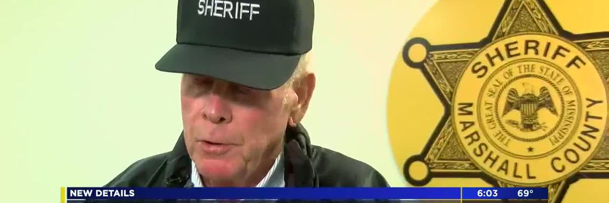 Sheriff says his deputy is 'very, very lucky' to be alive