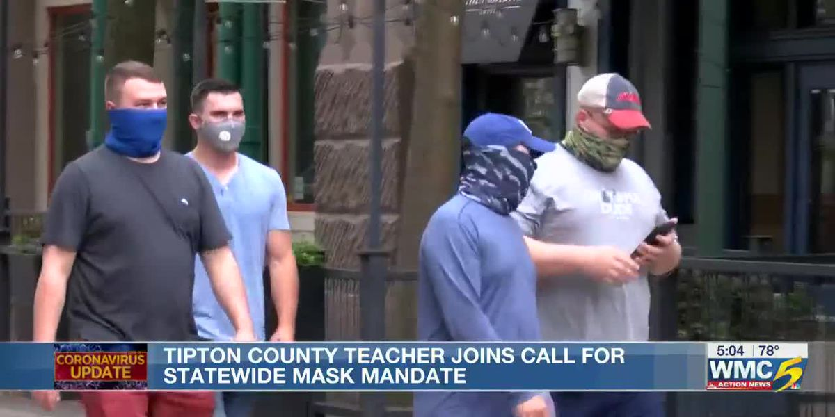 Health and education leaders call on Gov. Lee to issue a statewide mask mandate