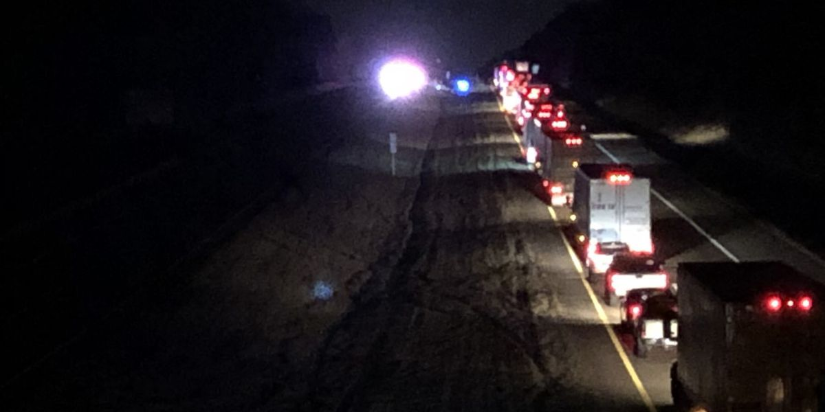 Passenger dies of heart attack after crashes on I-40; charges pending for 2 drivers
