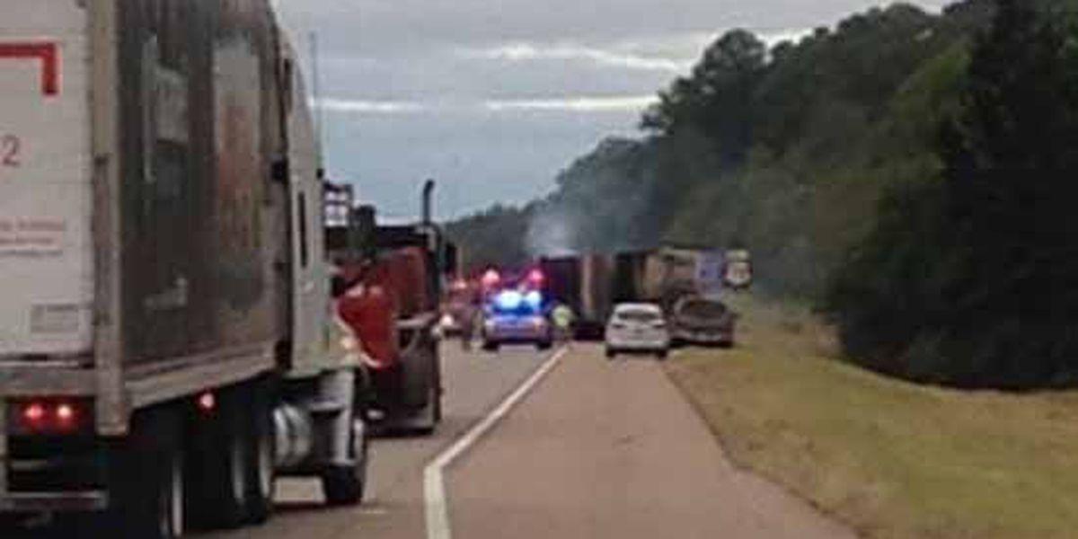 1 killed in Marshall County crash