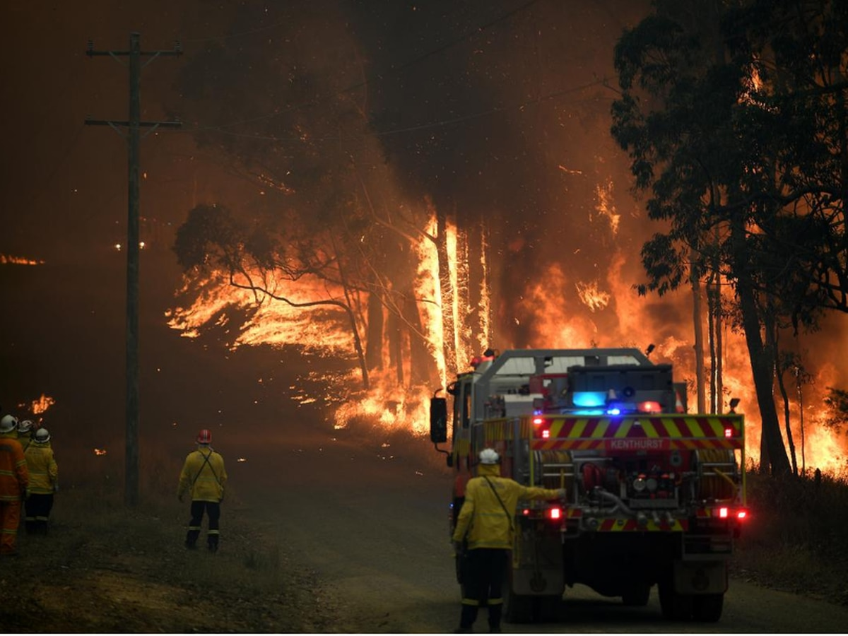 Blog: Catastrophic fires & blazing temperatures affect Australia