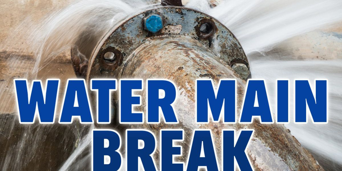 Water main break closes busy Germantown roadway; water services temporarily shut off