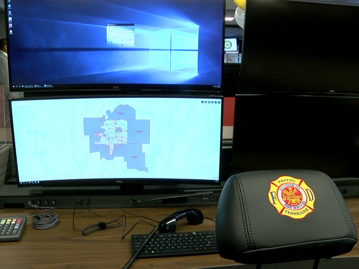City of Memphis opens new Fire Communications Dispatch Center